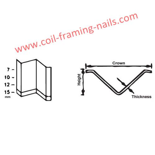 Frame V nails | NC nails & nailers