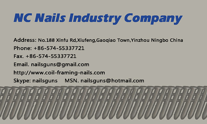 contact NC nails,professional manufacturer factory for nails and ...